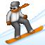 :snowboarder: